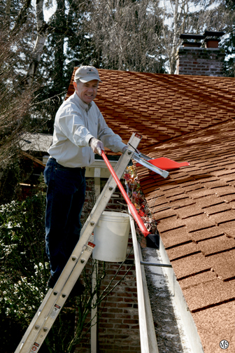 How To Clean Roof Gutters - Best Image WebProXP.Com